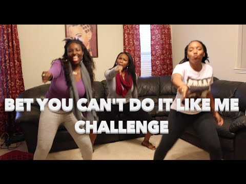 I bet you can\'t do it like me challenge dance in texas