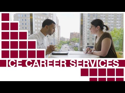 ICE Career Services — Personalized Career Support for Every Graduate