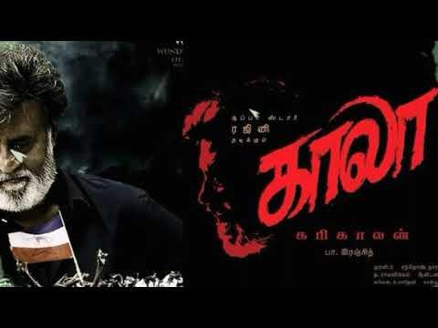 Kaala Title song | lyric video | Motion picture | Fan made | Rajinikanth | Pah |