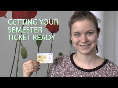 How to: Semester Ticket