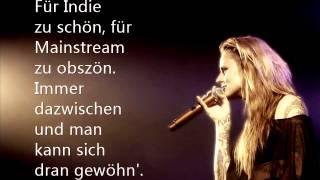 K.B.A.G Jennifer Rostock Lyric