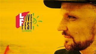 Дорожный дневник: Звонкий на LiveFest Summer