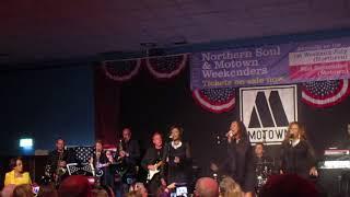 The Marvelettes - Please Mr. Postman (2017 Whitby Soul Weekender)