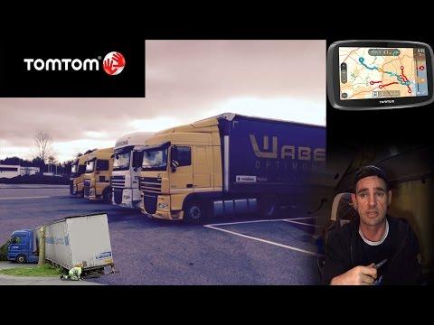 149.Kamionos Navigáció. TomTom Trucker 6000