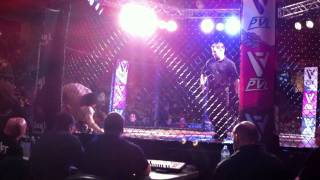 Ray Wood MMA Colisee