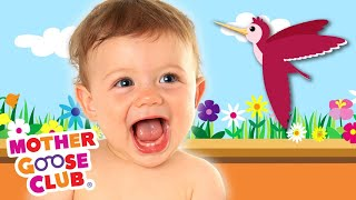 Flower Song + More | Mother Goose Club Lullaby
