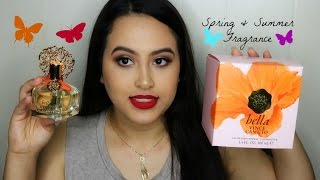 BEAUTIFUL FRAGRANCE PERFECT FOR SPRING + SUMMER! VINCE CAMUTO BELLA! | Verenice Nunez