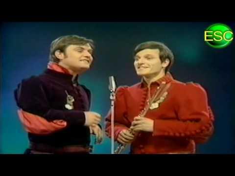 ESC 1968 17 - Yugoslavia - Dubrova�ki Trubaduri - Jedan Dan