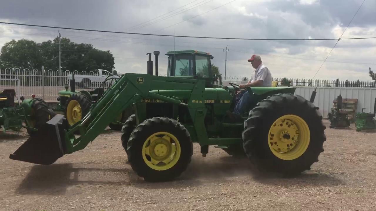 Tractor Agricola 2755 John Deere