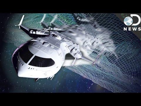 How Close Are We To Star Trek's Warp Drive?