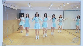 Favorite (페이버릿) - 어느 별에서 왔니? (Where are you from?) 안무영상 (Dance Practice)