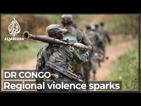 DR Congo: Regional