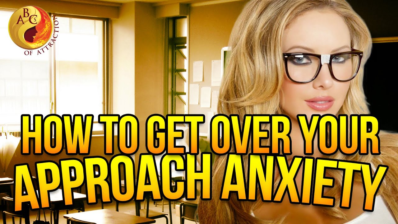 Approach anxiety pua