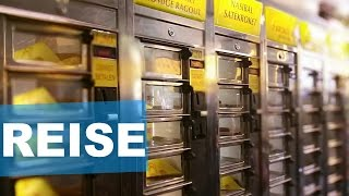 FEBO Snackautomaten in Holland #Vlog 27