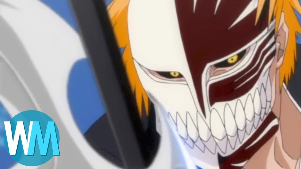 Top 10 Bleach Fight Scenes