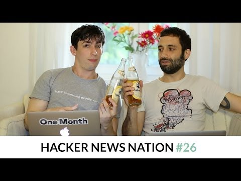 Hacker News Nation #26 - Mattan Crashes on Your Couch