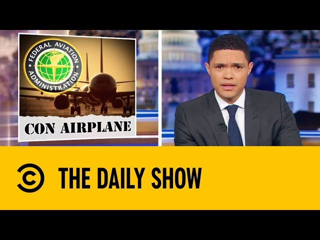 Boeings 737 iPad Training | The Daily Show with Trevor Noah