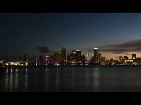 Nightlife Miami Time-Lapse