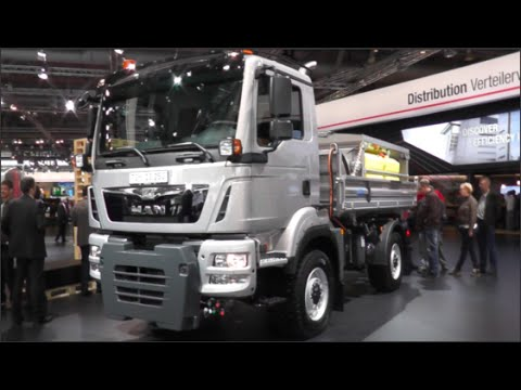 Man Tgm 13 250 4x4 Bl 2015 In Detail Review Walkaround