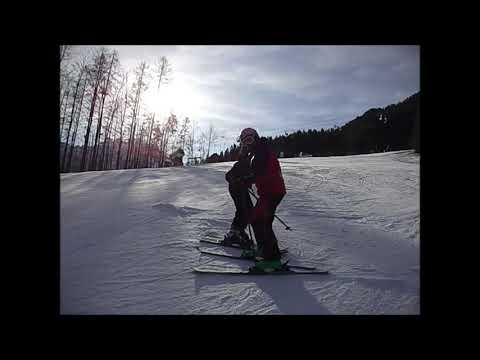 Cardinal Newman School - Kranjska Gora - #skiKG - Day 1