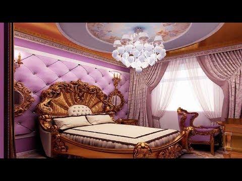 💜ДИЗАЙН СПАЛЬНИ В СИРЕНЕВЫХ ТОНАХ | Красивые Идеи для Спальни