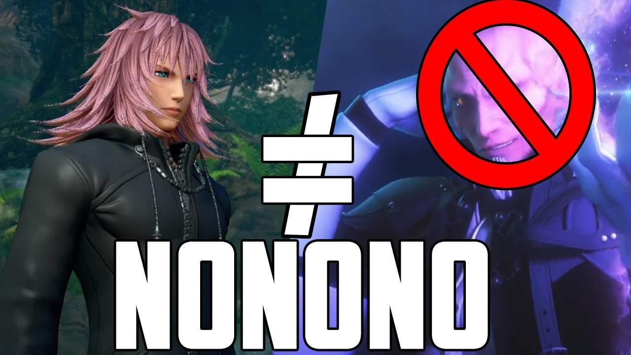 Kingdom Hearts 3 Marluxia Translation Error Debunked