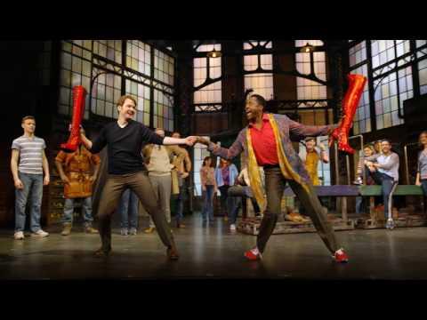 KINKY BOOTS - Das Musical - Trailer 20''