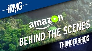 thunderbirds are go   featurette behind the scenes on amazon