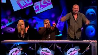 Huey Morgan Fails To Break Mug!