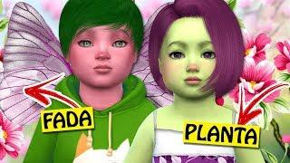 ELES CRESCERAM #22 - Irmãs Sobrenaturais - The Sims 4