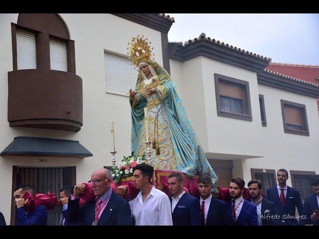 LA LINEA COFRADE. ROSARIO MARÍA SANTÍSIMA DE LA ALEGRÍA 2019