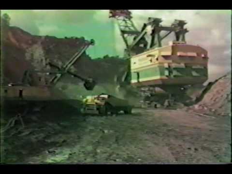 "Bucyrus Erie 3850-B Power Shovel (Peabody Coal Co. - Sinclair Surface Mine) ""Big Hog"""