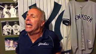 MYBookie.ag Presents The NY Yankees Locker Room with Vic DiBitetto: Dominating Postseason Baseball