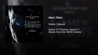 Baixar [1 hour gapless] Djawadi - Game of Thrones - Main Theme/Title