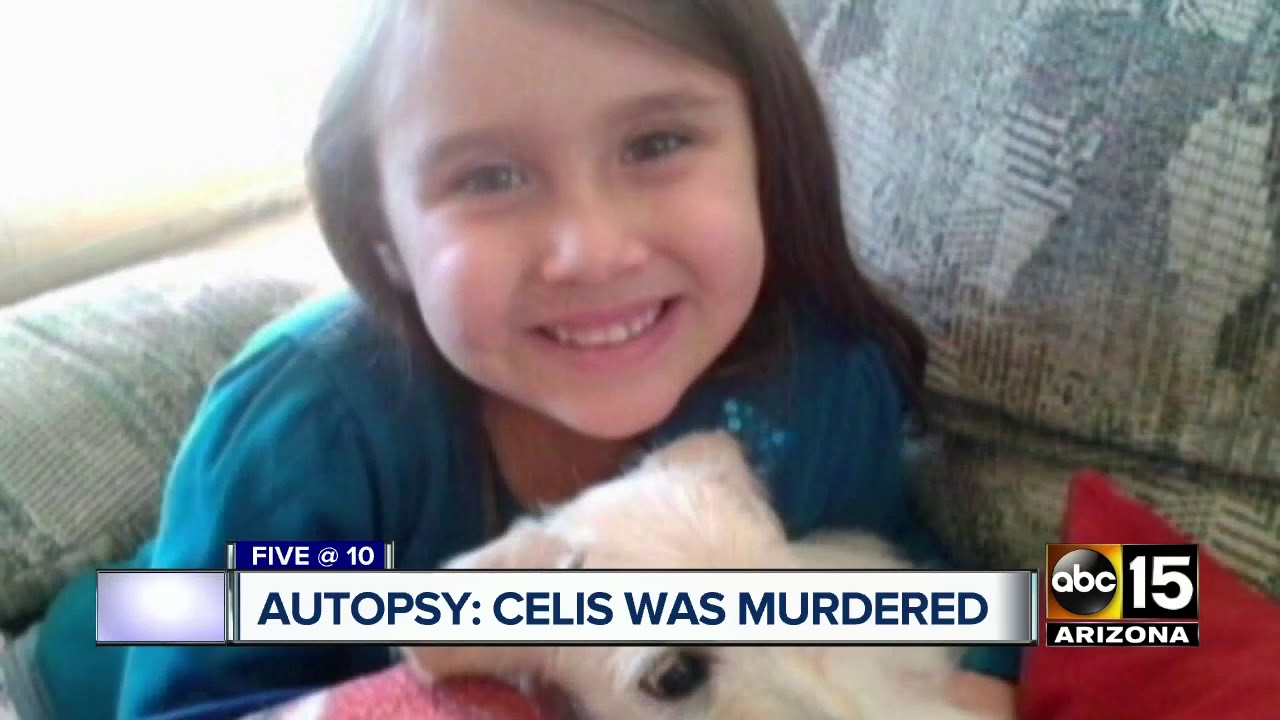 Autopsy Reveals Young Tucson Girl Was Murdered - Youtube-7012