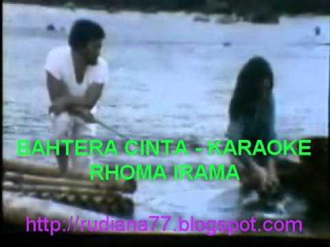 BAHTERA CINTA   KARAOKE   RHOMA IRAMA By Kang Rudy Collections