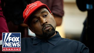 The intolerant left attacks Kanye West