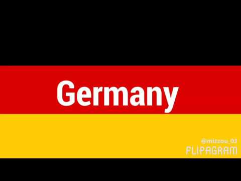 Germany is the best