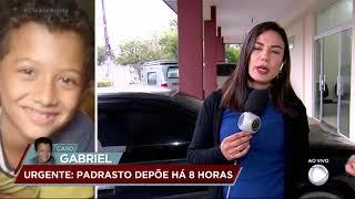 Caso Gabriel: polícia irá confrontar depoimentos de mãe e padrasto