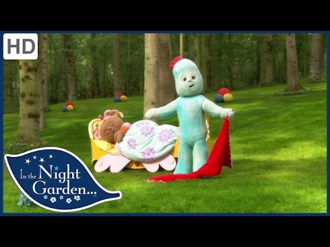 In the Night Garden - Upsy Daisy's Funny Bed | Full Episode