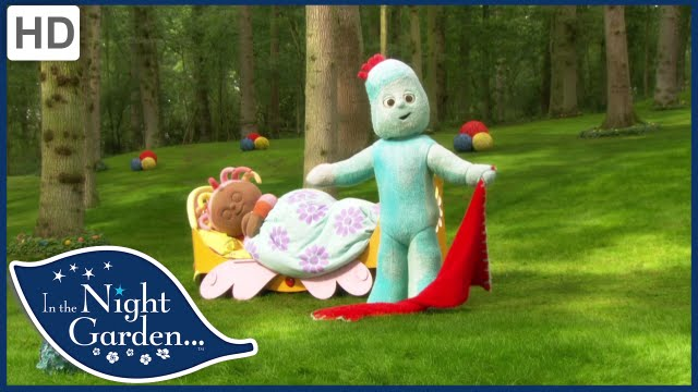 In the Night Garden - Upsy Daisy\'s Funny Bed | Full Episode - YouTube