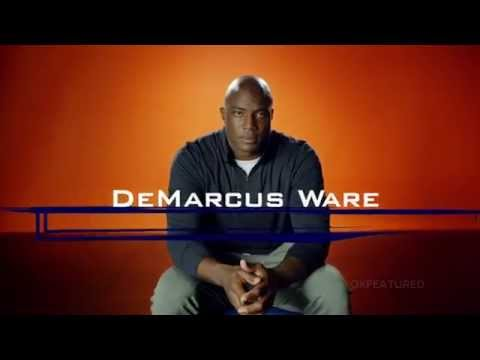 DeMarcus Ware and Emmanuel Sanders - Denver Broncos