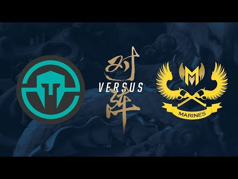 IMT vs. GAM | Group Stage Day 5 | 2017 World Championship | Immortals vs GIGABYTE Marines
