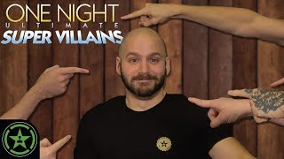 SUPER DECEPTION - One Night Ultimate Super Villains - Let's Roll