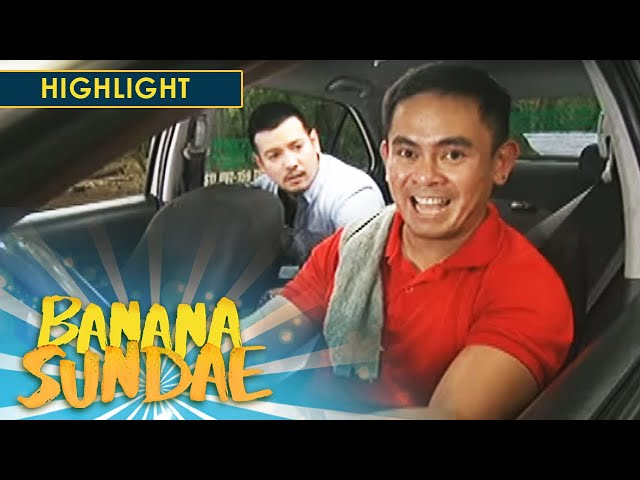 Banana Sundae: Taxi Drivers
