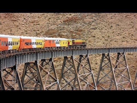 Top 10 Scariest Railway Route In The World
