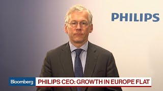 Philips CEO Says They Will Hit 4% to 6% Growth Target