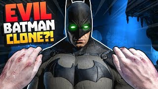 Is the REAL BATMAN stronger than his CLONE?! || Batman Arkham VR HTC Vive Pro Gameplay
