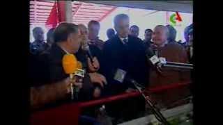 الوزير الأول عبد المالك سلال في زيارة عمل وتفقد لولاية أم البواقي