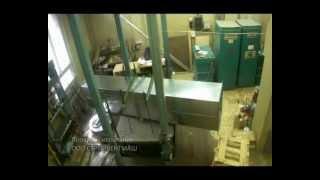 СТРОЙВЕНТМАШ - Испытание на сейсмостойкость короба металлического(Испытания коробов металлических на сейсмостойкость 9 баллов по шкале MSK-64 http://www.stroyventmash.ru Сертификат сейсмо..., 2012-09-04T09:40:34.000Z)